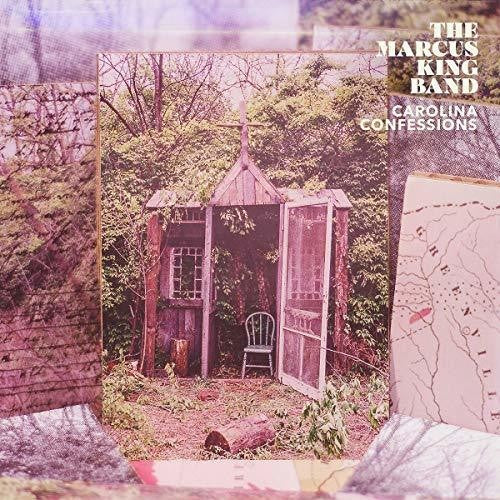 Marcus King Band - Carolina Confessions - 180 Gram Vinyl LP