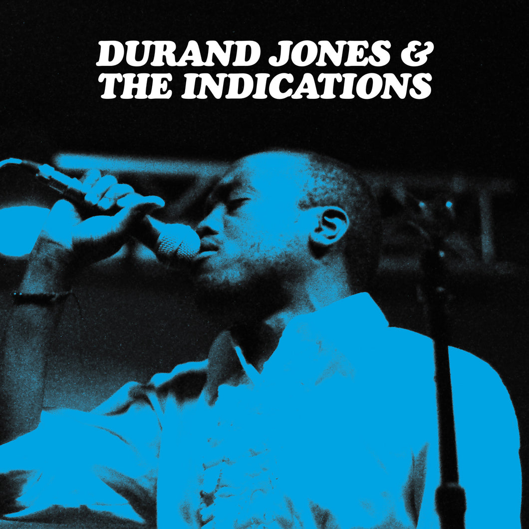 Durand Jones and the Indications - Self Titled - Vinyl LP