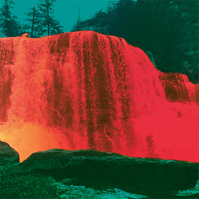 My Morning Jacket - The Waterfall II - Ltd Deluxe Edition Green/Orange Color Vinyl 180 Gram