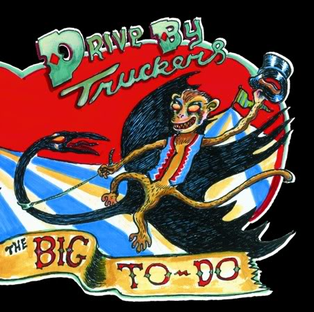 Drive-By Truckers - The Big To-Do - 2x Vinyl LP ATO Records