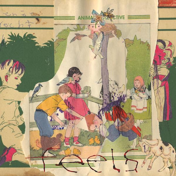 Animal Collective - Feels - 2x Vinyl LPs (PREORDER MAY 28TH STREET DATE)