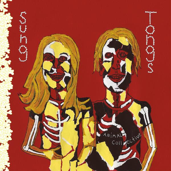 Animal Collective - Sung Tongs - 2x Vinyl LPs (PREORDER MAY 28TH STREET DATE)