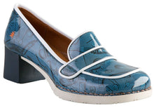 Lade das Bild in den Galerie-Viewer, The Art Company Schuhe 0079 BRISTOL FANTASY ELEMENTS Pumps Damenschuhe