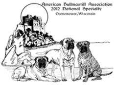 ABA2012 Movie 01: Dog Classes 6-9m thru Winners Dog, Veterans & Stud Dogs