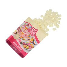 Afbeelding in Gallery-weergave laden, FUNCAKES DECO MELTS -WIT- 250G