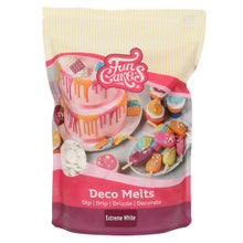 Afbeelding in Gallery-weergave laden, FUNCAKES DECO MELTS -EXTREEM WIT- 1KG