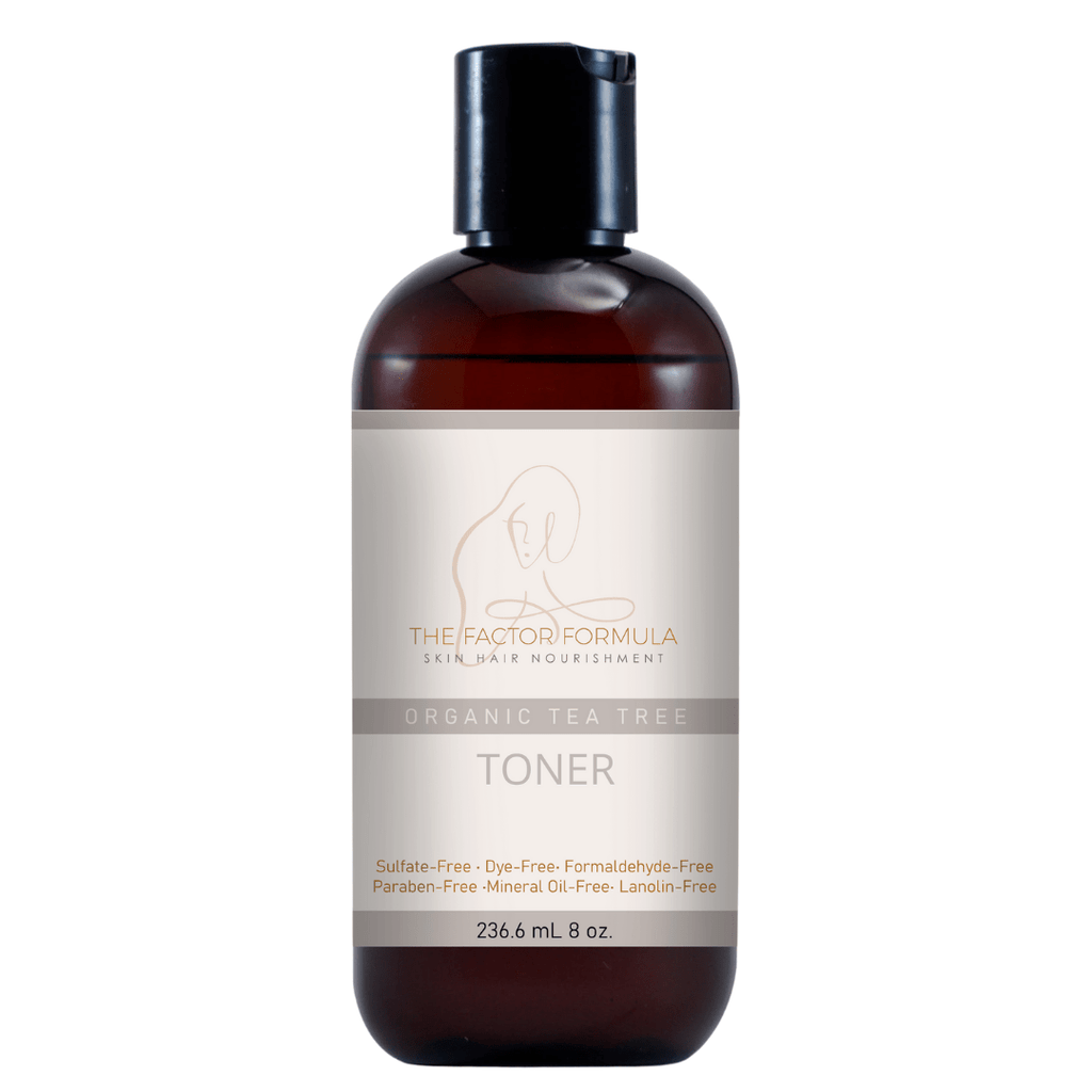 Organic Tea Tree Toner