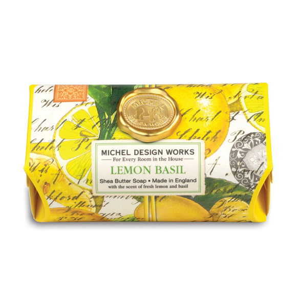 Lemon Basil Bar Soap