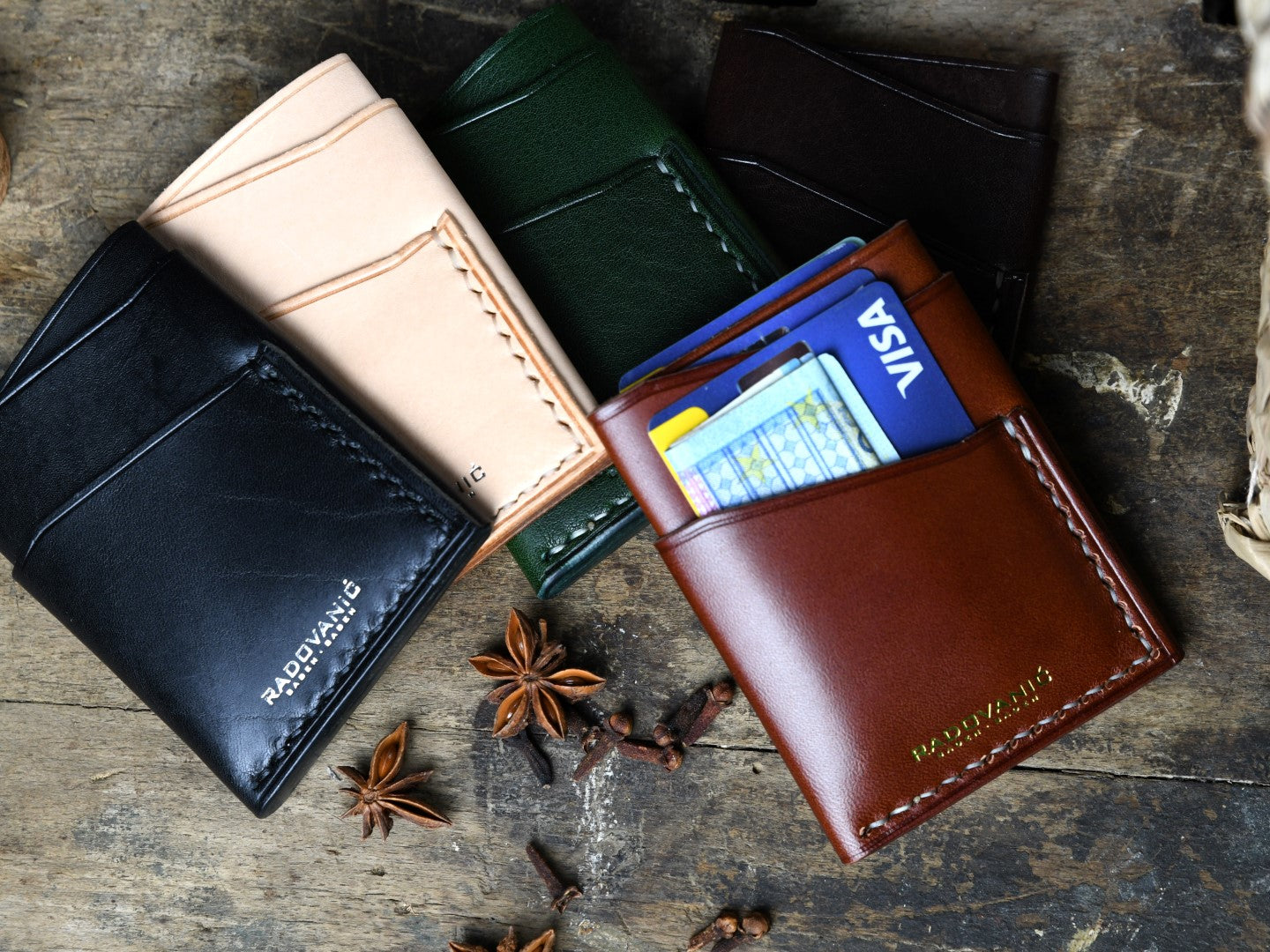Leather Wallet Leather Case Leather Card Case EDC Cardholder EDC Wallet Personalized Minimalist Wallet EDC Card Wallet Card Holder