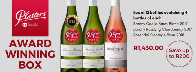 Latest Promotions @ Rosendal