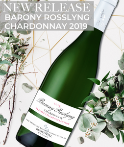 Barony Røsslyng: A lightly wooded Chardonnay