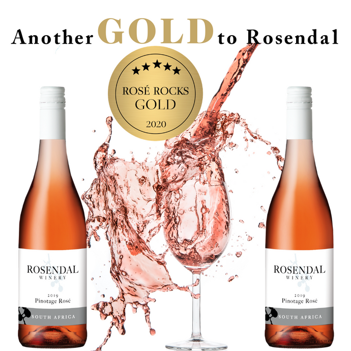 ANOTHER GOLD TO ROSENDAL