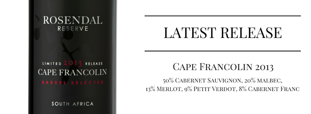 Latest Release: Cape Francolin 2013