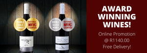 Award-winning Wine Online Promotion