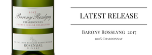 The New Barony Røsslyng Chardonnay 2017