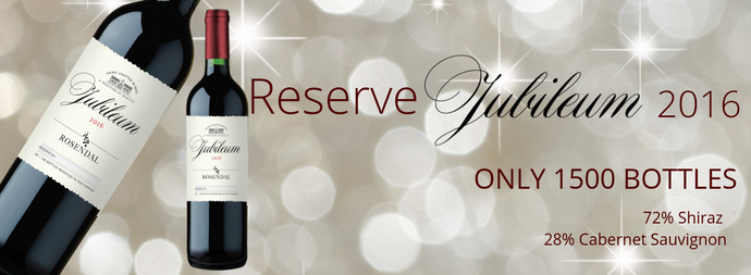 Limited Reserve Jubileum 2016 NOW available