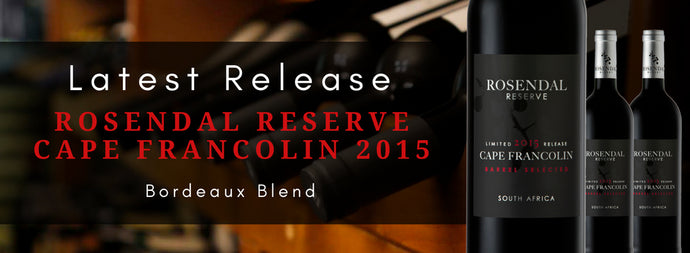 Latest Release: Cape Francolin 2015
