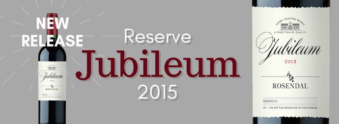 New Release: Reserve Jubileum 2015