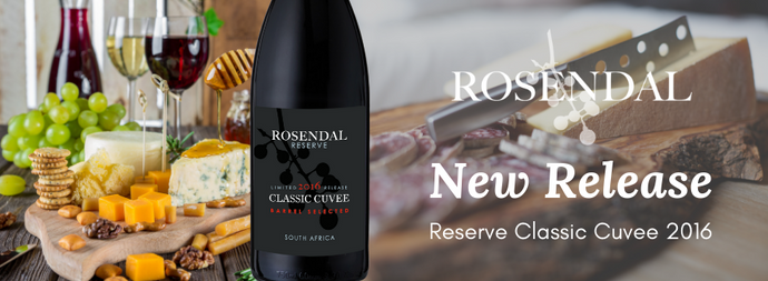 OUR LATEST RELEASE: Reserve Classic Cuvee 2016