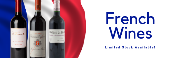 French Wines available now!