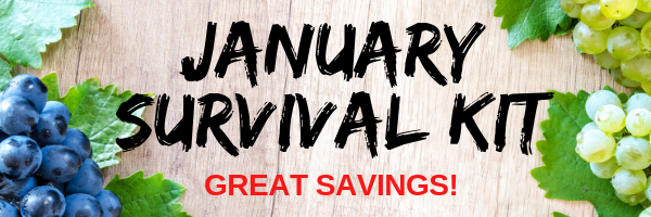Specials : January Survival Kit