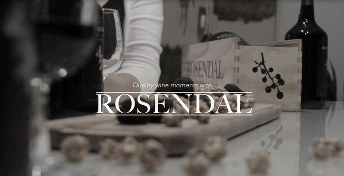 Vlog 1: Quality wine moments with Rosendal