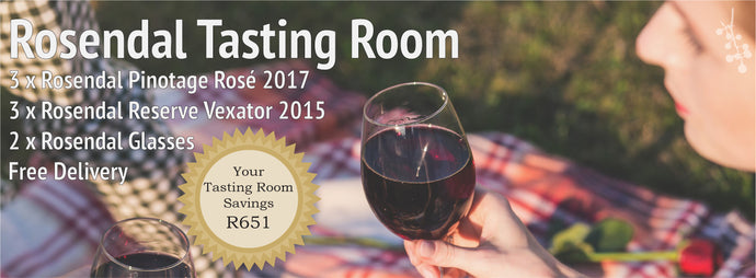 Our September Tasting Room Offer