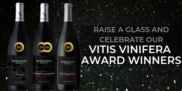 Celebrating Vitis Vinifera Wine Award Winners!