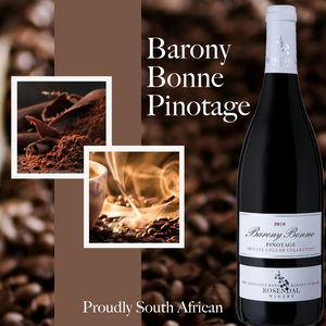 Proudly South African: Pinotage