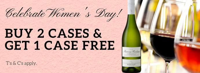 Celebrate Women's Day with Rosendal Winery