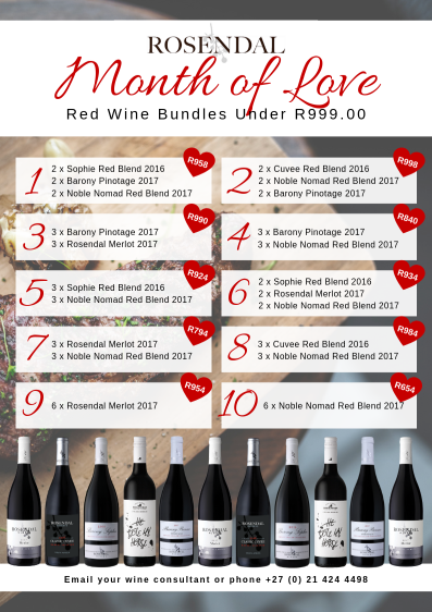 Red Wine Bundles