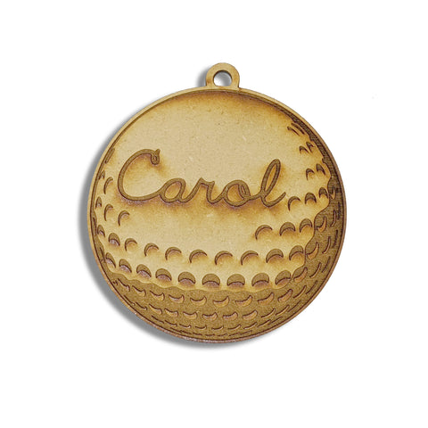 Ornament - Golf