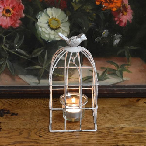 Birdcage with Candle holder