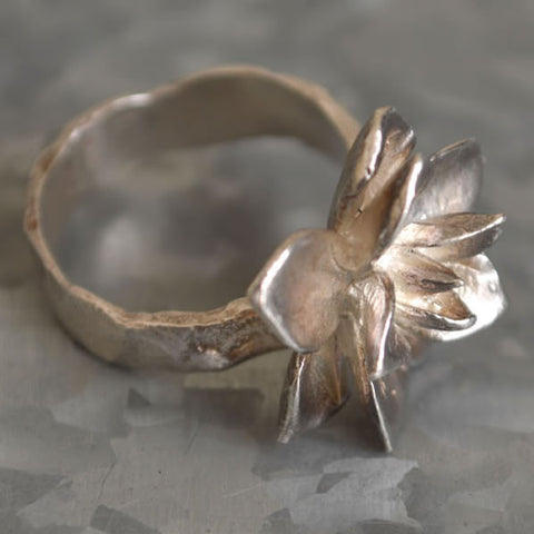 Dear Swallow Succulent Ring
