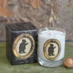 Patch NYC - Bear Votive Candle