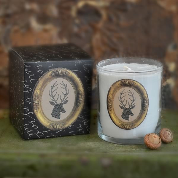 Patch NYC - Stag Candle
