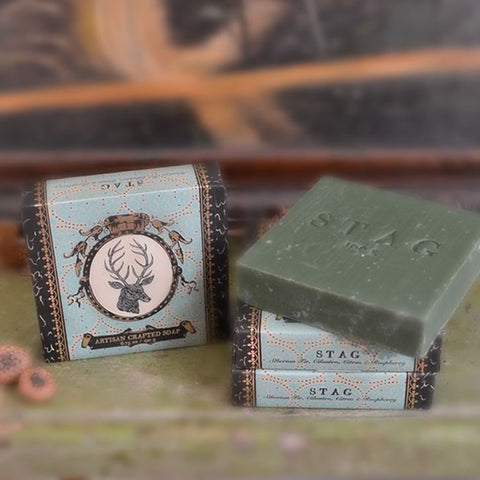 Patch NYC - Stag Soap Slab