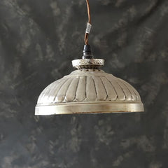 Metal Indian suspended lampshade