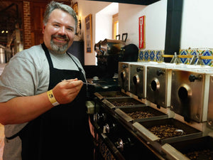 Tom's Journey to Craft Coffee Roasting