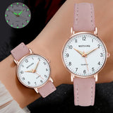 2020 NEW Watch Women Fashion Casual Leather Belt Watches Simple Ladies' Small Dial Quartz Clock Dress Wristwatches Reloj mujer