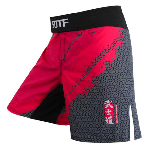 Breathable Loose Fight Shorts