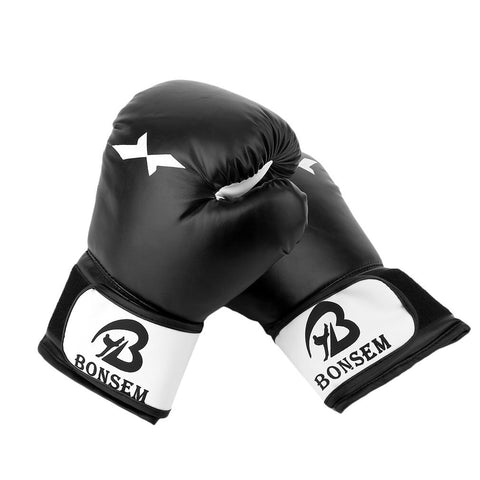 1 Pair Training Boxing Gloves New Style