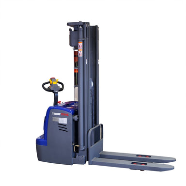 fully powered electric stacker image 2
