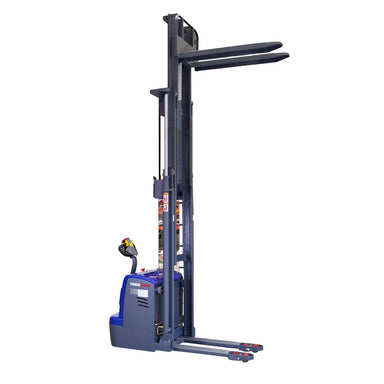 fully powered electric stacker image 4