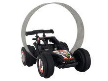 Load image into Gallery viewer, Double Combo Pack Trixx 360 Pull Back Stunt Car with BOWL RAMP, Friction Powered, Can do Power Slide, Wall Ride, 360 Flip, Back to Back. Invent your own Tricks, GREAT GIFT FOR 3 4 5 6 7 8 Year Old Boys Girls