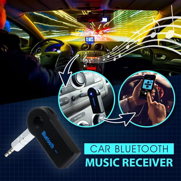 Bluetooth Music Receiver (Hands-Free)