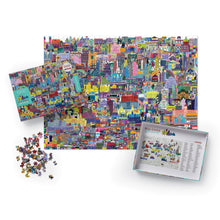 Load image into Gallery viewer, Buildings of the World 1000-Piece Puzzle by Crocodile Creek