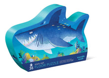 Load image into Gallery viewer, Crocodile Creek Shark Reef Puzzle (36-Pieces)