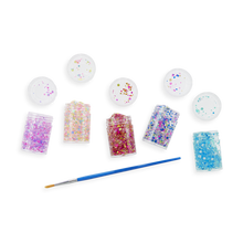Load image into Gallery viewer, OOLY Mini Pixie Paste Brush-On Glitter Glue - Set of 5