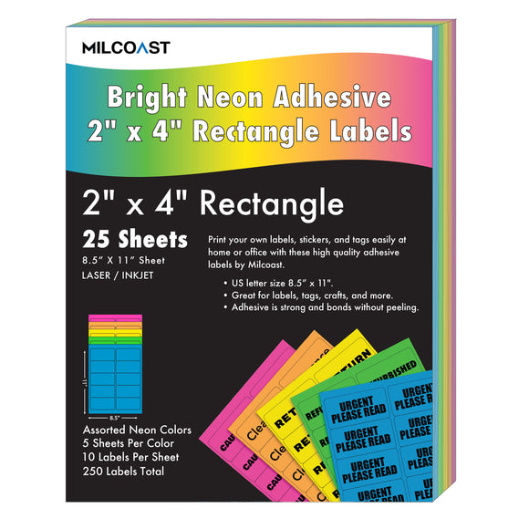 Milcoast Bright Neon 2